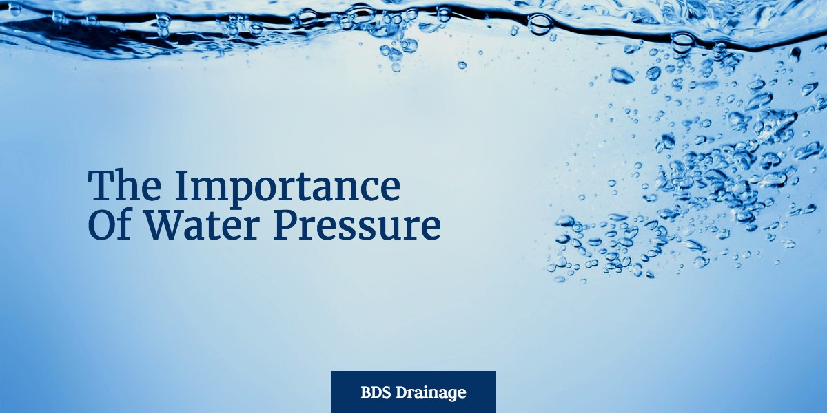The Importance of Water Pressure
