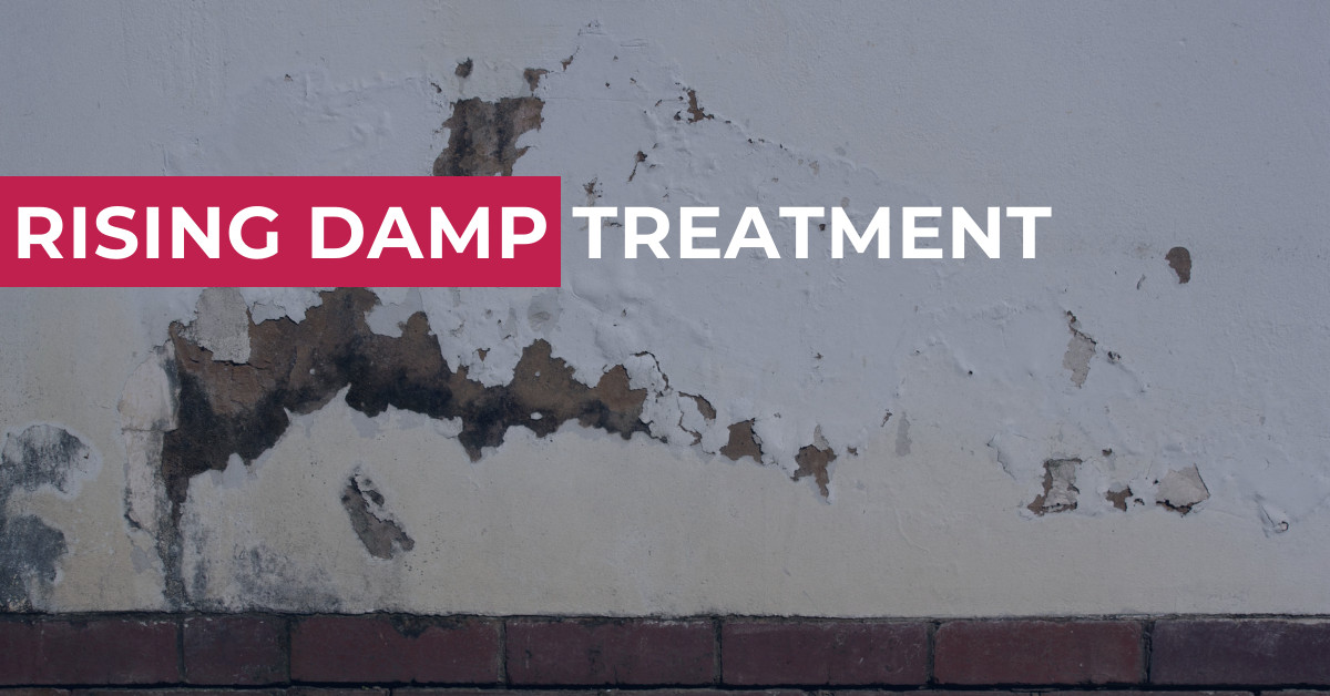 Rising Damp Treatment: Causes & Signs + Rising Damp Solutions