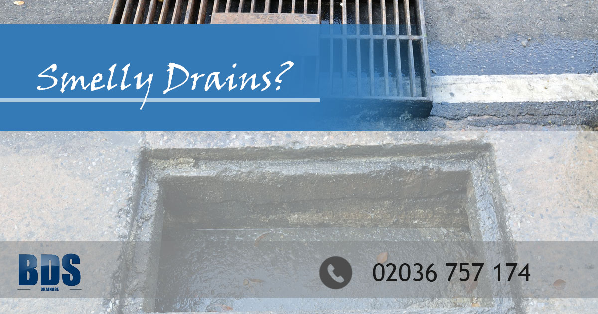 How to Get Rid of Smelly Drains?