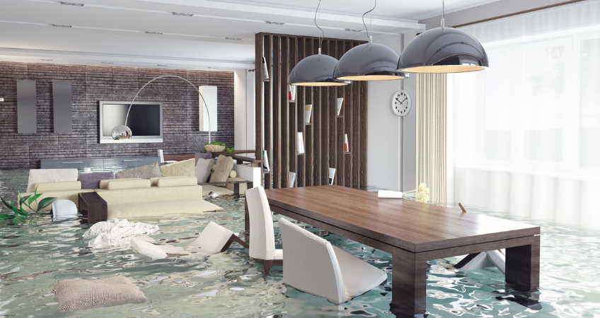 Interior Flood