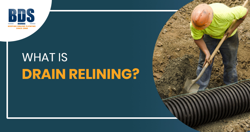 What Is Drain Relining?