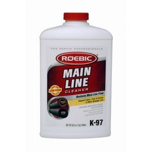 Roebic K-97-Q-4 Mainline Cleaner