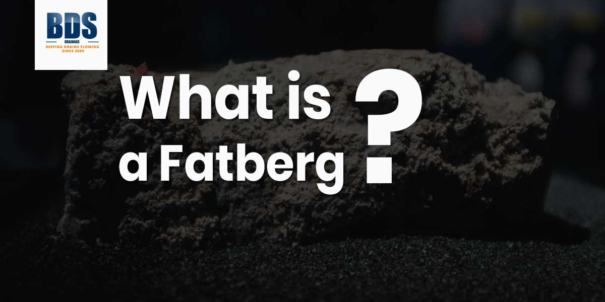 What is a Fatberg? Why is it Ruining Our Drains?