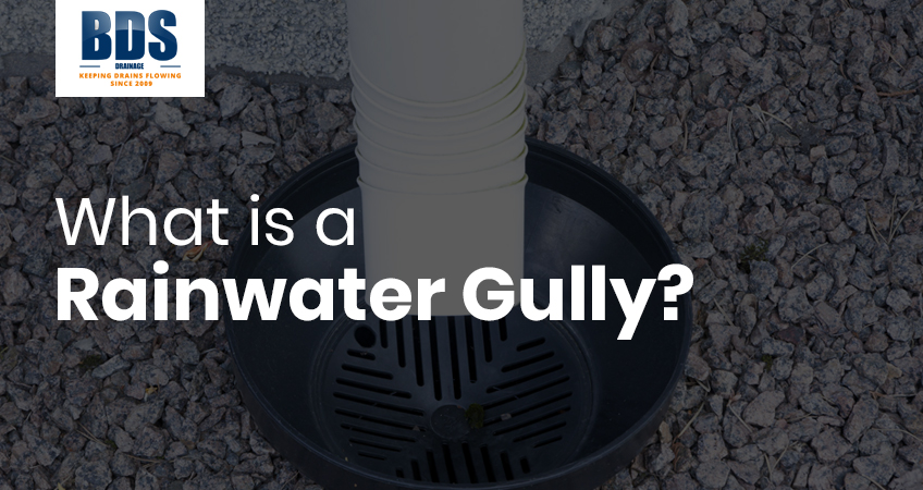 What is a Rainwater Gully? How Do You Maintain It?