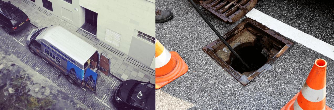 drain unblocking Grays