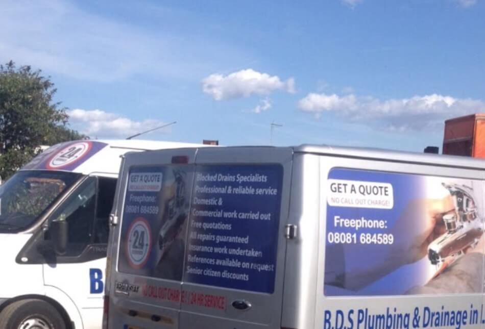 Blocked Drains Services Basildon