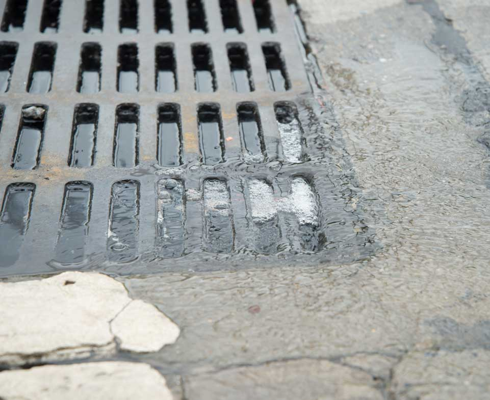 drain cleaning Kingston