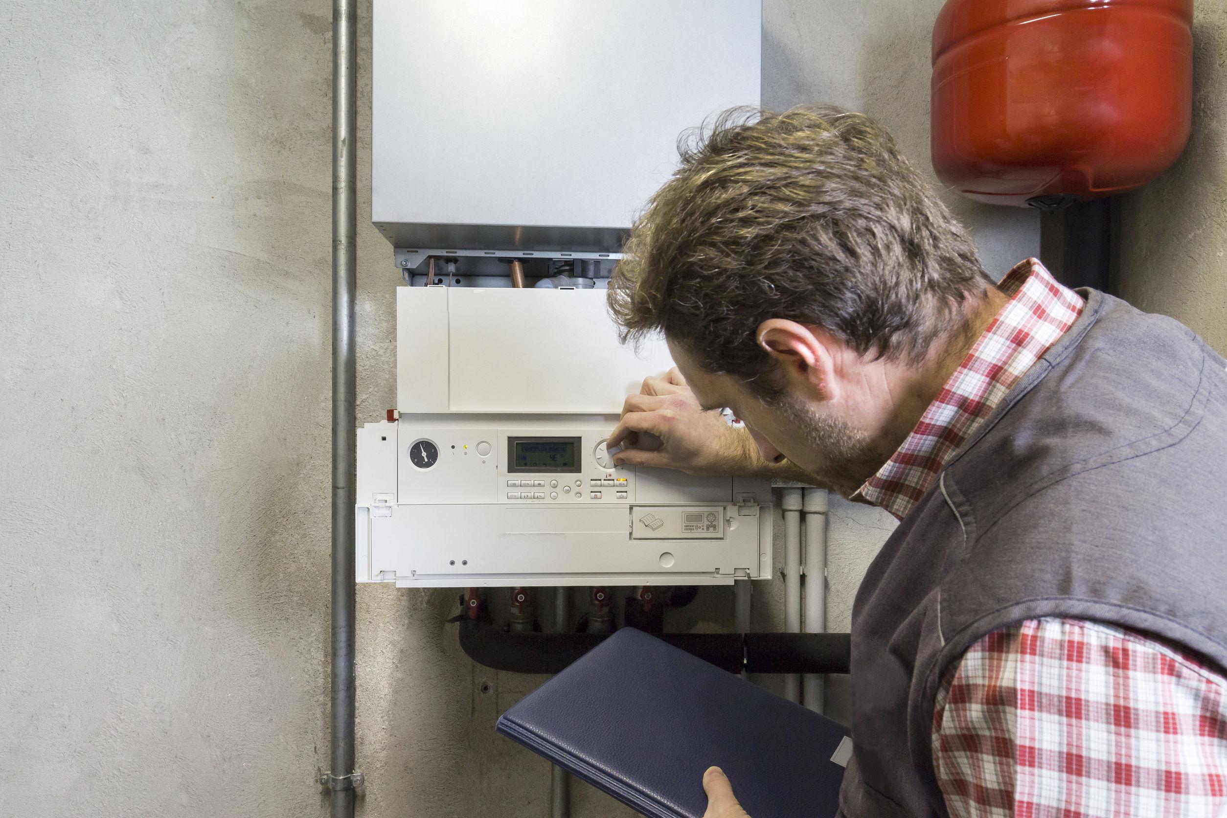 boiler installation London