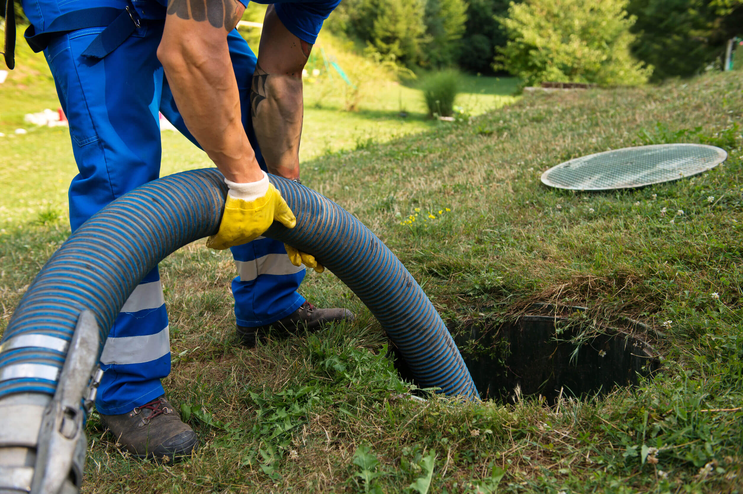septic tank services Surrey