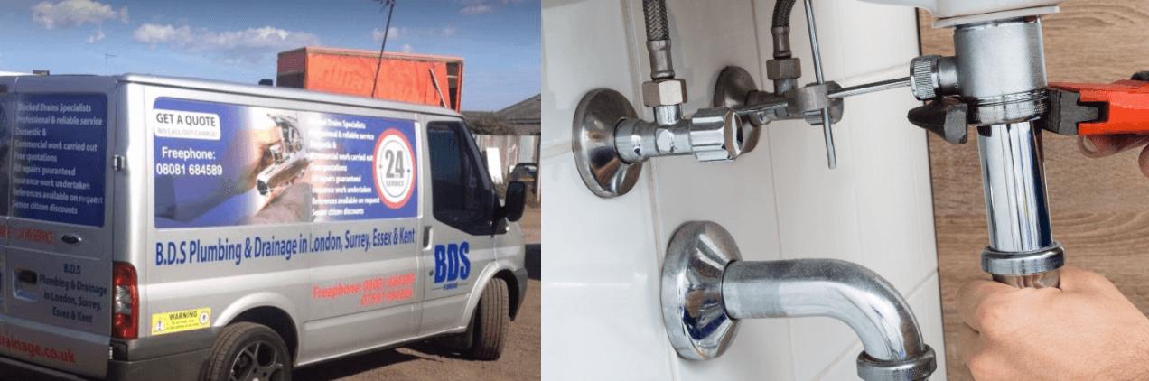 emergency plumber dunmow