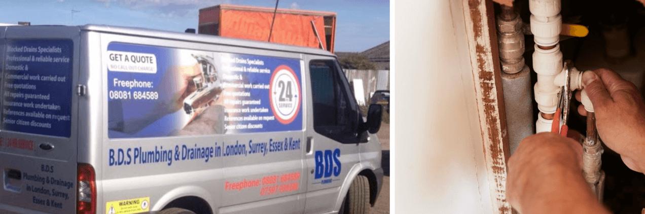 emergency plumbers kent