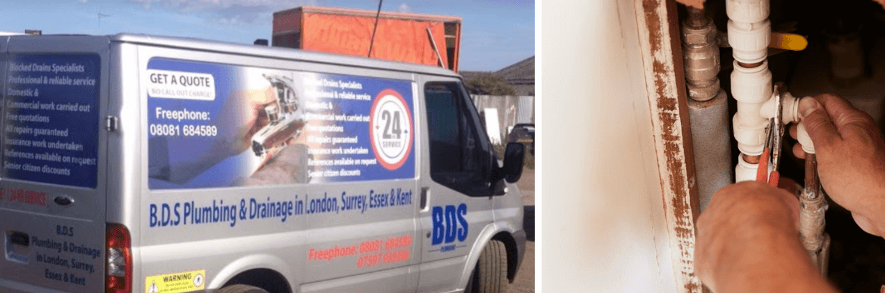 emergency plumbers tonbridge