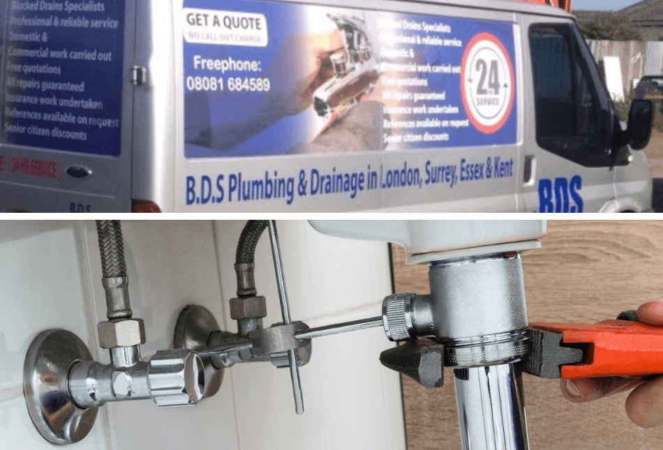 emergency call out plumber east london